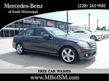 2010 Mercedes-Benz C-Class C 300 Sport South Mississippi MS