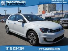 2016 Volkswagen e-Golf SE Los Angeles CA