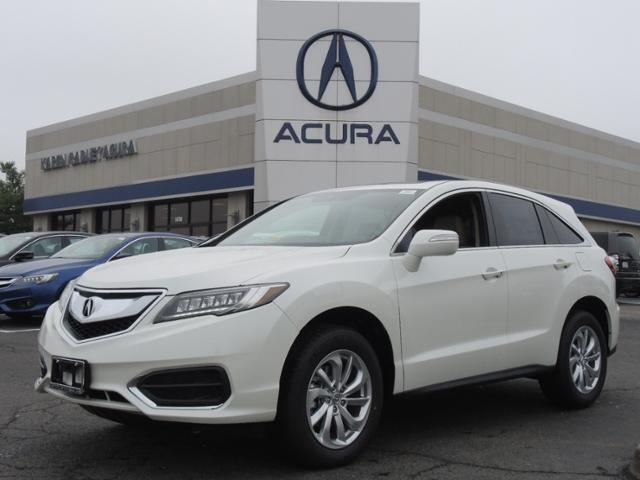 2017 Acura Rdx Awd With Technology Package Woodbridge Va