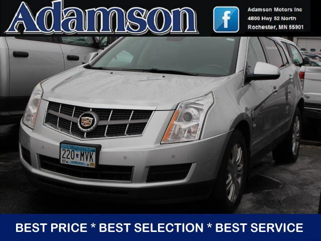 2010 Cadillac Srx Luxury Collection Rochester Mn 16740304