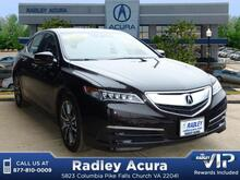 2016 Acura TLX 3.5 V-6 9-AT P-AWS with Technology Package Falls Church VA
