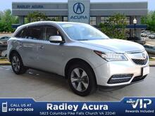 2014 Acura MDX  Falls Church VA