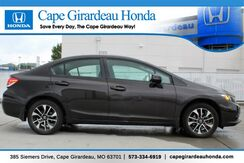 2013 Honda Civic Sedan EX-L Cape Girardeau MO