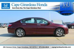 2013 Honda Accord Sedan LX Cape Girardeau MO