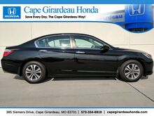 2015 Honda Accord Sedan LX Cape Girardeau MO