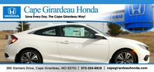 2017 Honda Civic Coupe EX-L Cape Girardeau MO