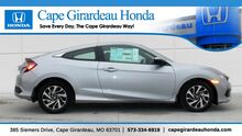 2016 Honda Civic Coupe LX-P Cape Girardeau MO