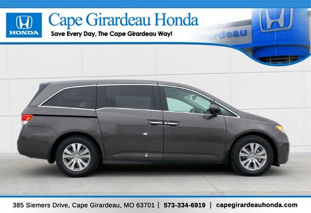 2017 honda odyssey ex l cape girardeau mo 17421215. Black Bedroom Furniture Sets. Home Design Ideas