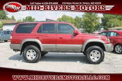 Toyota 4Runner Limited 2000