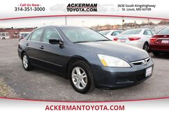 2007 Honda Accord Sedan EX St. Louis MO