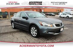 2008 Honda Accord Sedan EX-L St. Louis MO