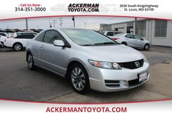 2010 Honda Civic Coupe EX St. Louis MO