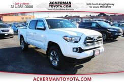 2017 Toyota Tacoma Limited Double Cab St. Louis MO