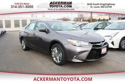 2017 Toyota Camry SE St. Louis MO
