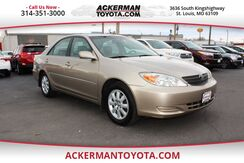2002 Toyota Camry XLE St. Louis MO