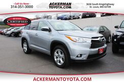 2016 Toyota Highlander Limited St. Louis MO