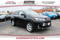 2017 Toyota Highlander Limited St. Louis MO