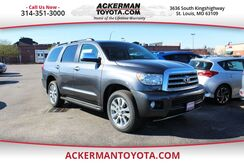 2017 Toyota Sequoia Limited St. Louis MO