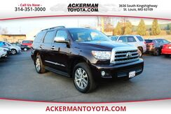2016 Toyota Sequoia Limited St. Louis MO
