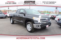 2016 Toyota Tundra 4WD Truck SR5 Double Cab St. Louis MO