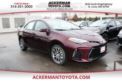 2017 Toyota Corolla SE Special Edition St. Louis MO