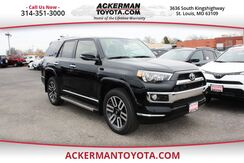 2017 Toyota 4Runner Limited St. Louis MO