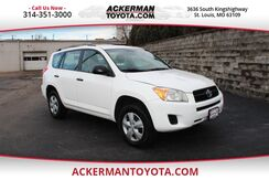 2009 Toyota RAV4 4WD 4dr 4-cyl 4-Spd AT (Natl) St. Louis MO