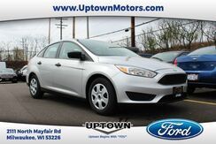 2017 Ford Focus S Milwaukee and Slinger WI