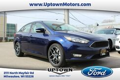 2017 Ford Focus SEL Milwaukee and Slinger WI