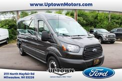 2017 Ford Transit Wagon XL Med. Roof 15 passenger Milwaukee and Slinger WI
