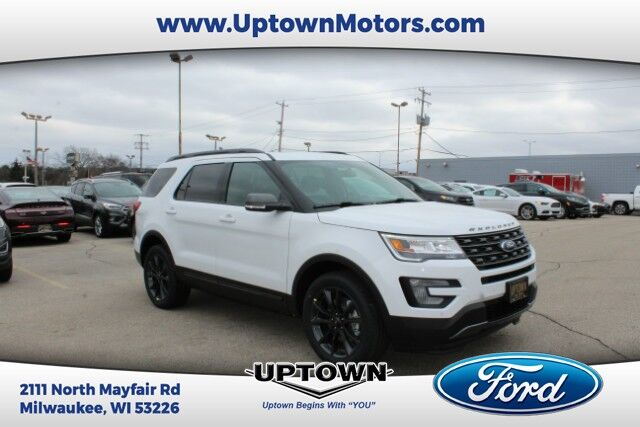 Home New Inventory Ford Explorer 2017 Ford Explorer