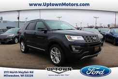 2017 Ford Explorer XLT 4WD Milwaukee and Slinger WI