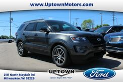 2017 Ford Explorer Sport Milwaukee and Slinger WI