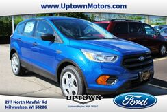 2017 Ford Escape S FWD Milwaukee and Slinger WI