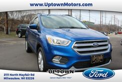 2017 Ford Escape SE 4WD Milwaukee and Slinger WI