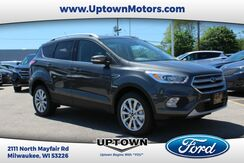 2017 Ford Escape Titanium Milwaukee and Slinger WI