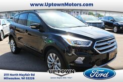 2017 Ford Escape Titanium 4WD Milwaukee and Slinger WI