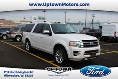2017 Ford Expedition EL Limited Milwaukee and Slinger WI
