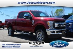 2017 Ford Super Duty F-250 SRW 4WD XLT SuperCab Milwaukee and Slinger WI