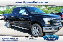 2017 Ford F-150 4WD Lariat SuperCrew Milwaukee and Slinger WI