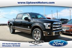 2017 Ford F-150 4WD King Ranch SuperCrew Milwaukee and Slinger WI