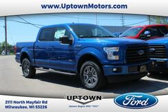 2017 Ford F-150 4WD XL SuperCrew Milwaukee and Slinger WI