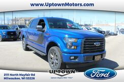 2017 Ford F-150 XLT 4WD Milwaukee and Slinger WI