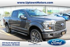 2017 Ford F-150 4WD XLT SuperCrew Milwaukee and Slinger WI