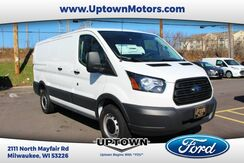 "2017 Ford Transit Van T-250 130"" Low Rf 9000 GVWR Swing-Out RH Dr Milwaukee and Slinger WI"