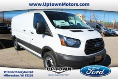 "2017 Ford Transit Van T-250 148"" Low Rf 9000 GVWR Swing-Out RH Dr Milwaukee and Slinger WI"