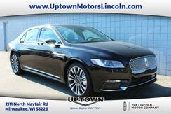 2017 Lincoln Continental Reserve AWD Milwaukee and Slinger WI