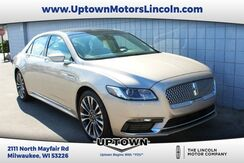 2017 Lincoln Continental Reserve Milwaukee and Slinger WI