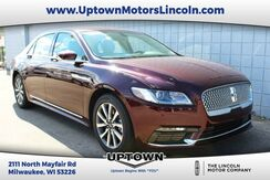 2017 Lincoln Continental Premiere Milwaukee and Slinger WI
