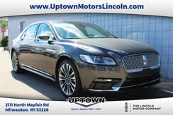2017 Lincoln Continental Select Milwaukee and Slinger WI